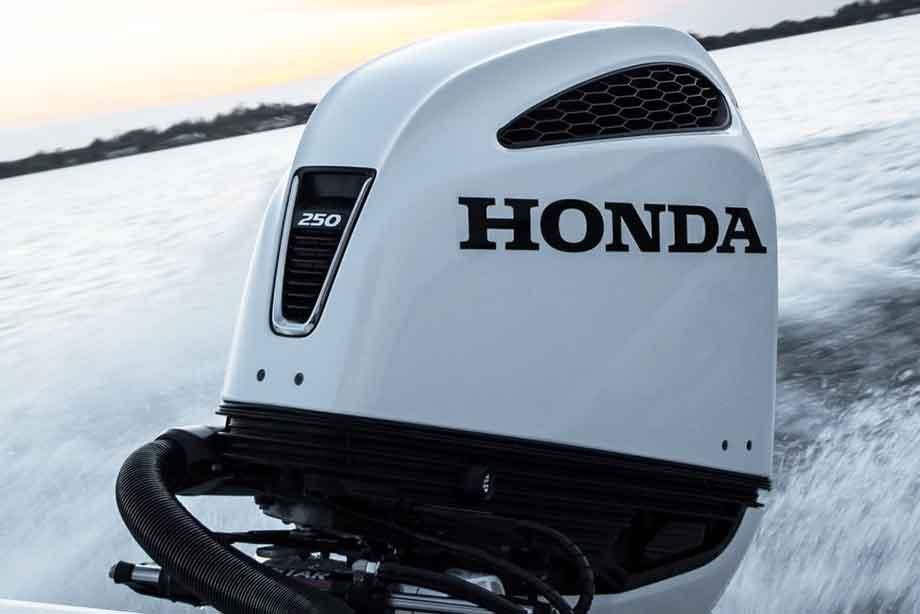 Honda Buitenboordmot..
